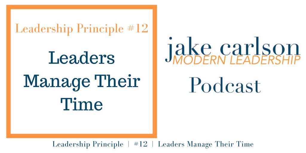 Leadership Principle